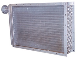UII型空气换热器